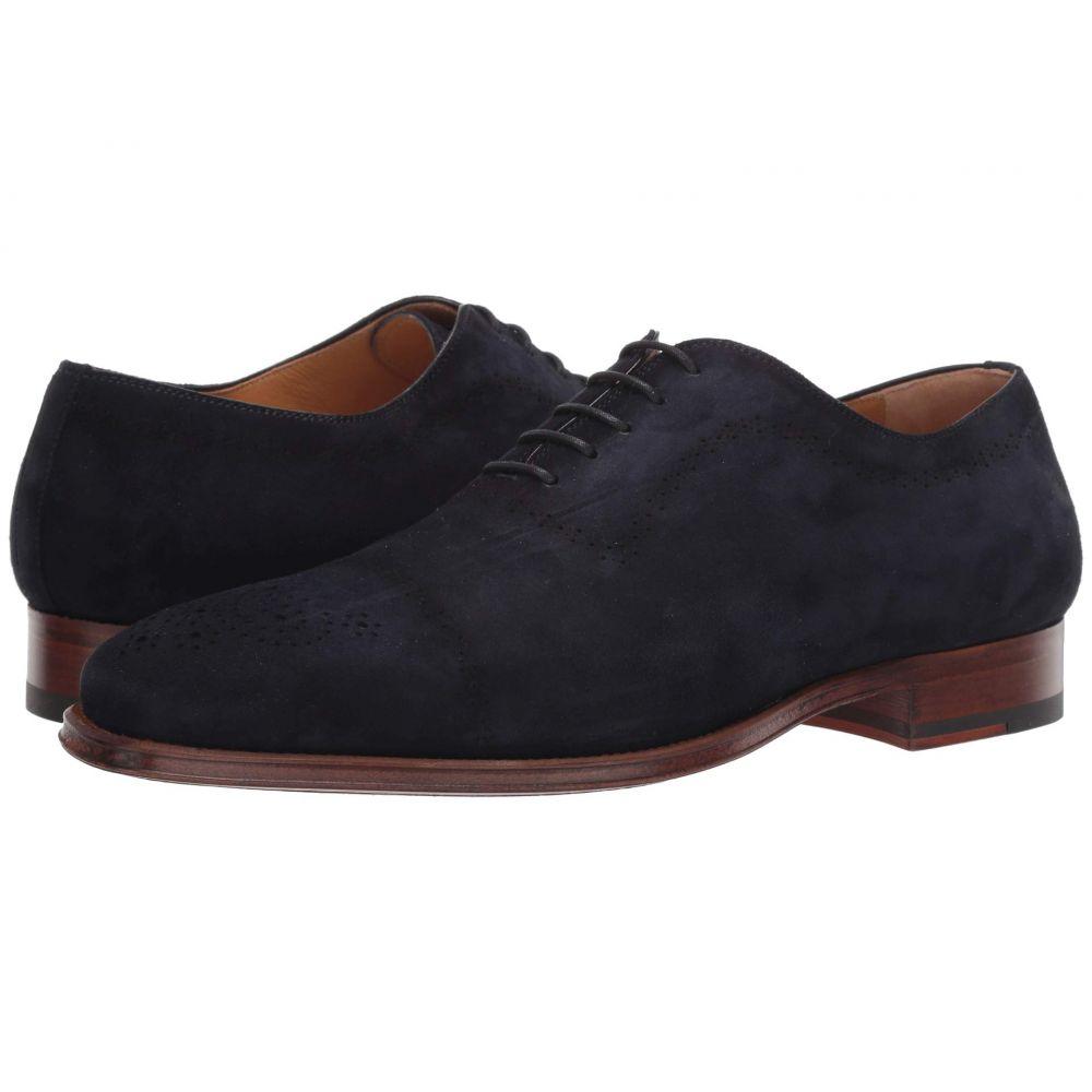 マグナーニ Magnanni メンズ 革靴・ビジネスシューズ シューズ・靴【Leyton】Navy Suede