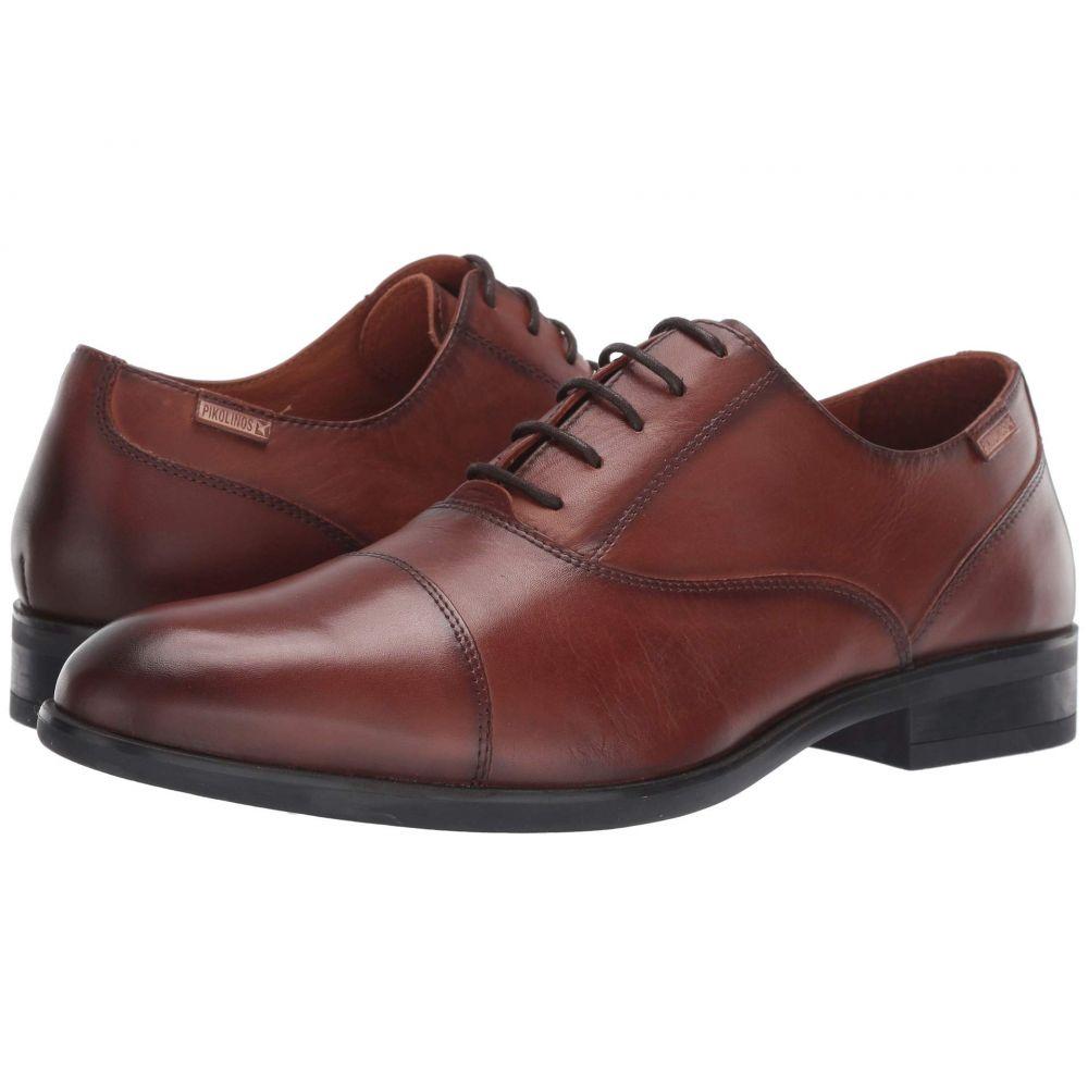 ピコリノス Pikolinos メンズ 革靴・ビジネスシューズ シューズ・靴【Bristol M7J-4184】Cuero