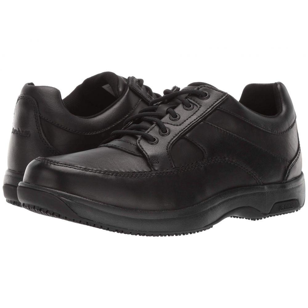 ダナム Dunham メンズ 革靴・ビジネスシューズ シューズ・靴【Midland Service】Black