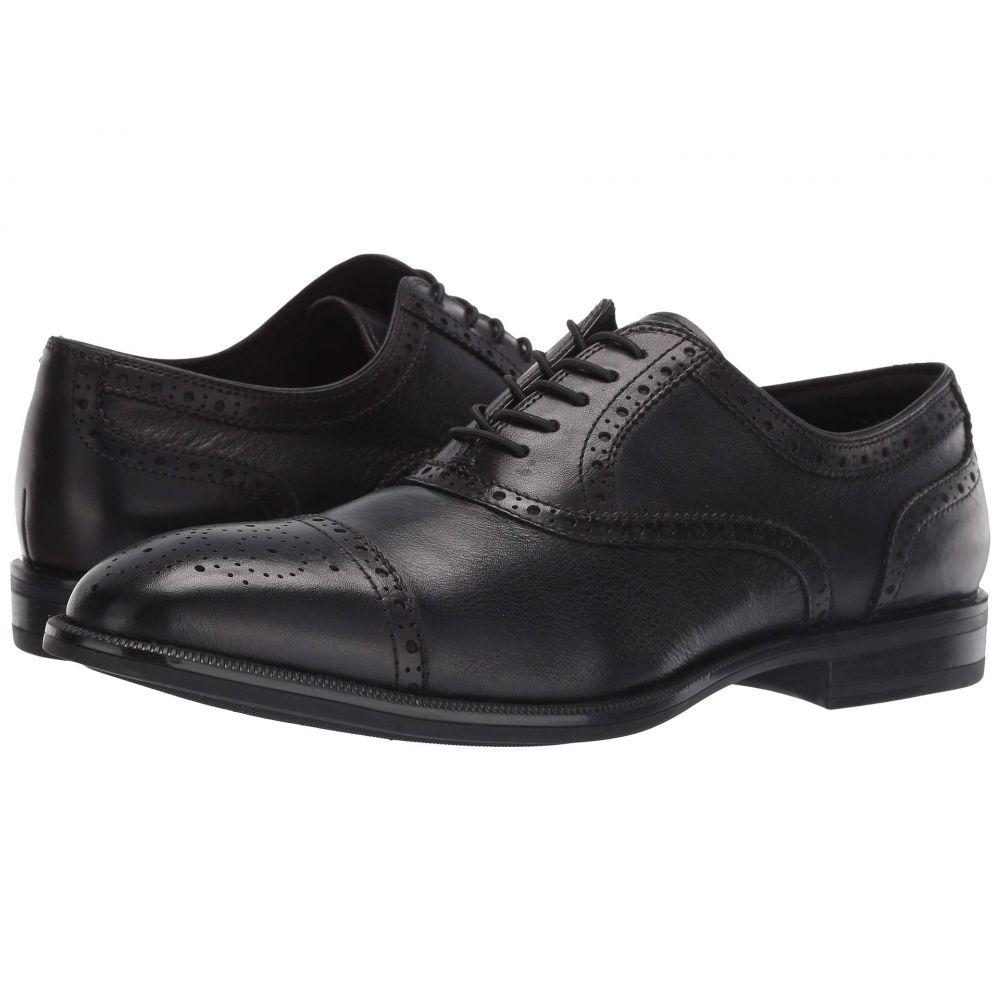 ケネス コール Kenneth Cole New York メンズ 革靴・ビジネスシューズ レースアップ シューズ・靴【Futurepod Lace-Up】Black