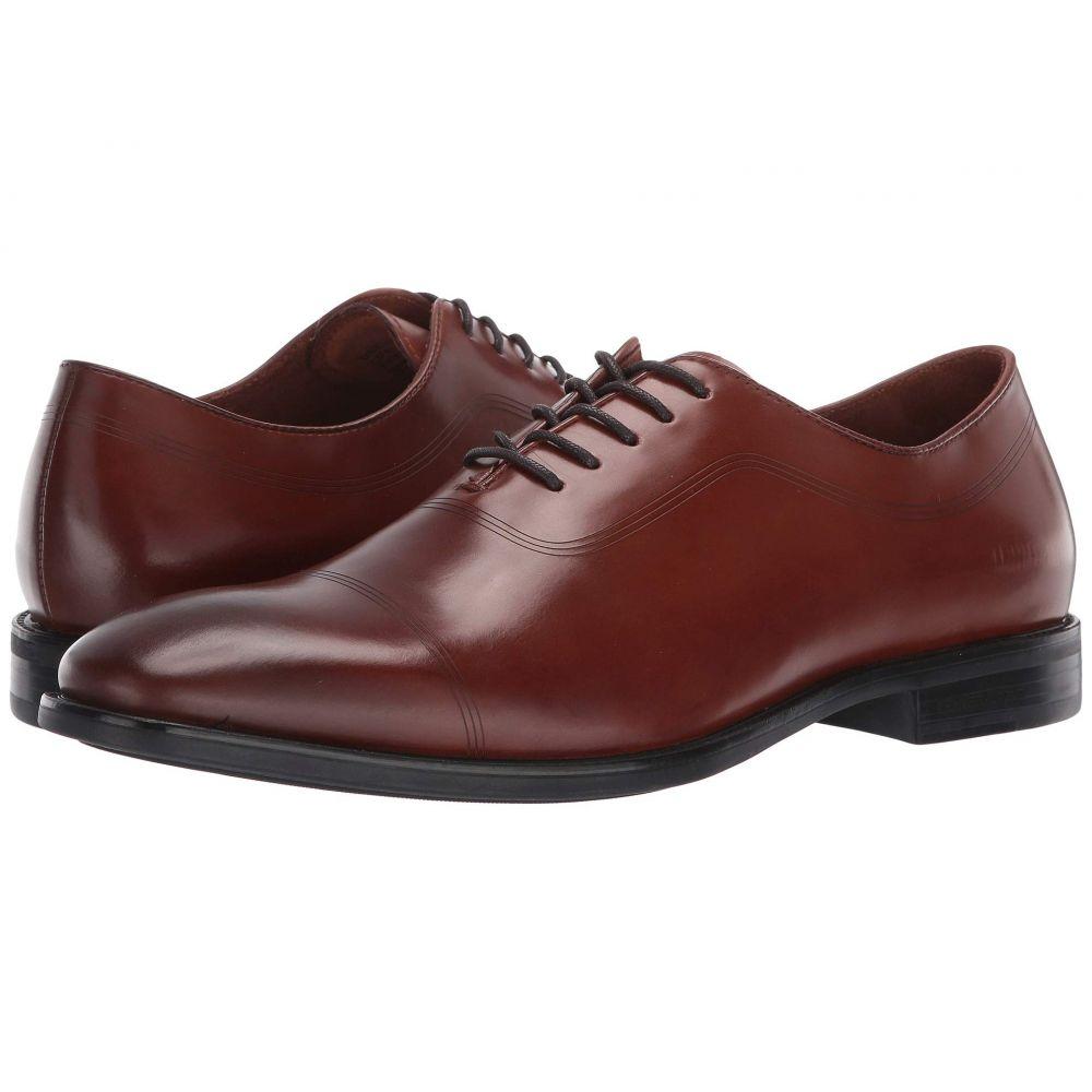ケネス コール Kenneth Cole New York メンズ 革靴・ビジネスシューズ レースアップ シューズ・靴【Ticketpod Lace-Up B】Cognac