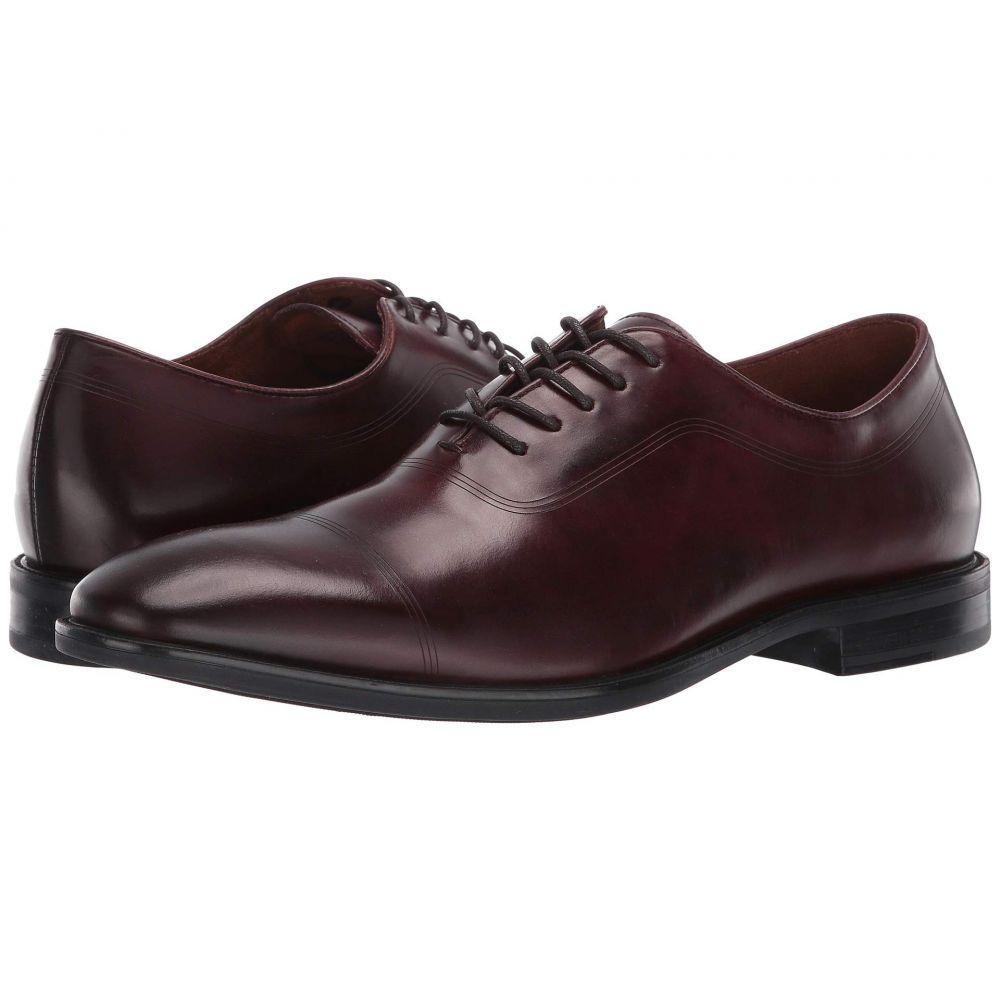 ケネス コール Kenneth Cole New York メンズ 革靴・ビジネスシューズ レースアップ シューズ・靴【Ticketpod Lace-Up B】Bordeaux