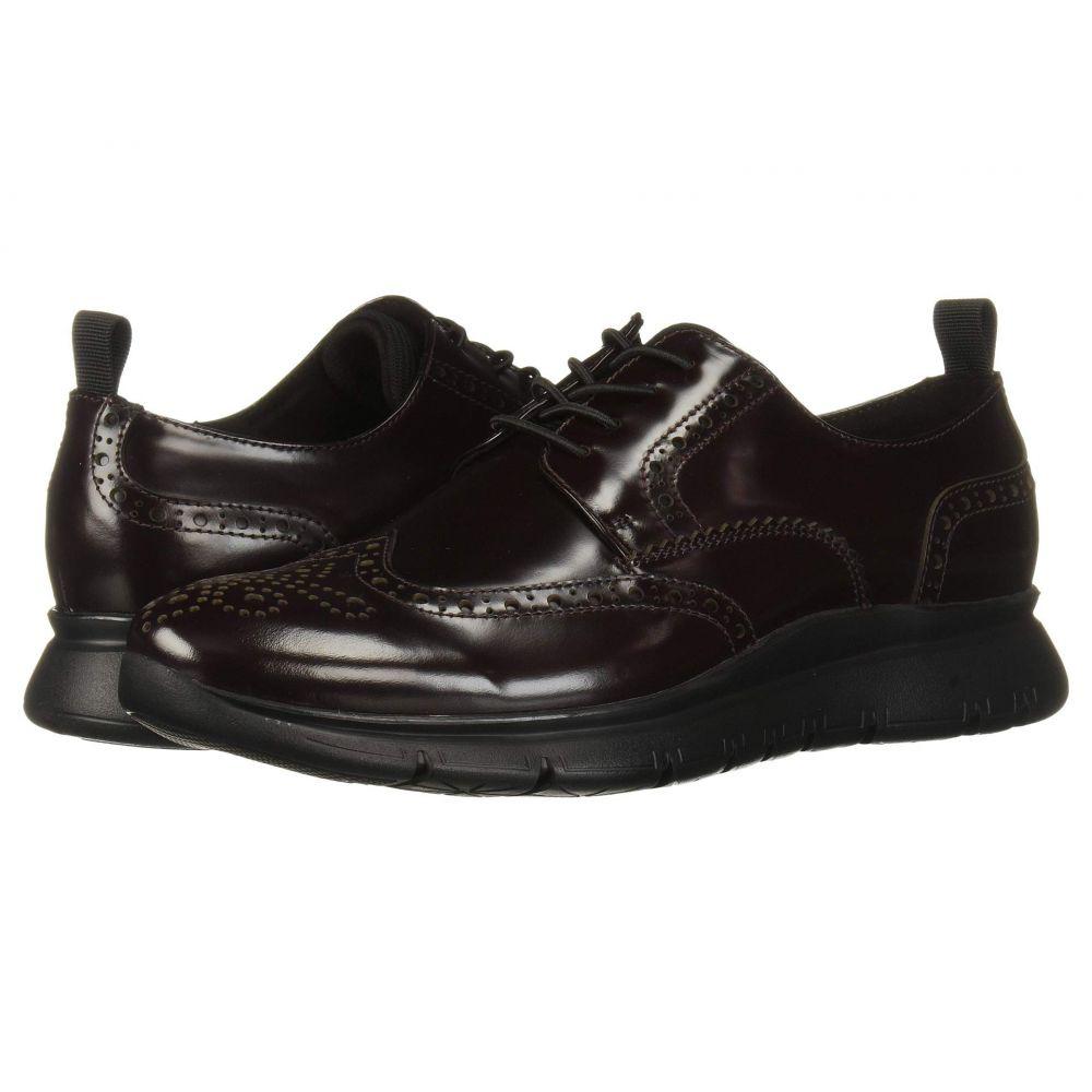 ケネス コール Kenneth Cole New York メンズ 革靴・ビジネスシューズ レースアップ シューズ・靴【Trent Lace-Up】Burgundy