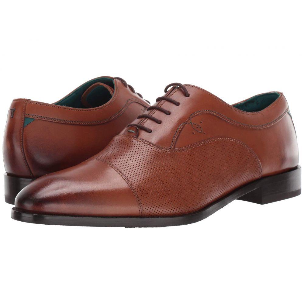 テッドベーカー Ted Baker メンズ 革靴・ビジネスシューズ シューズ・靴【Fualinn】Tan