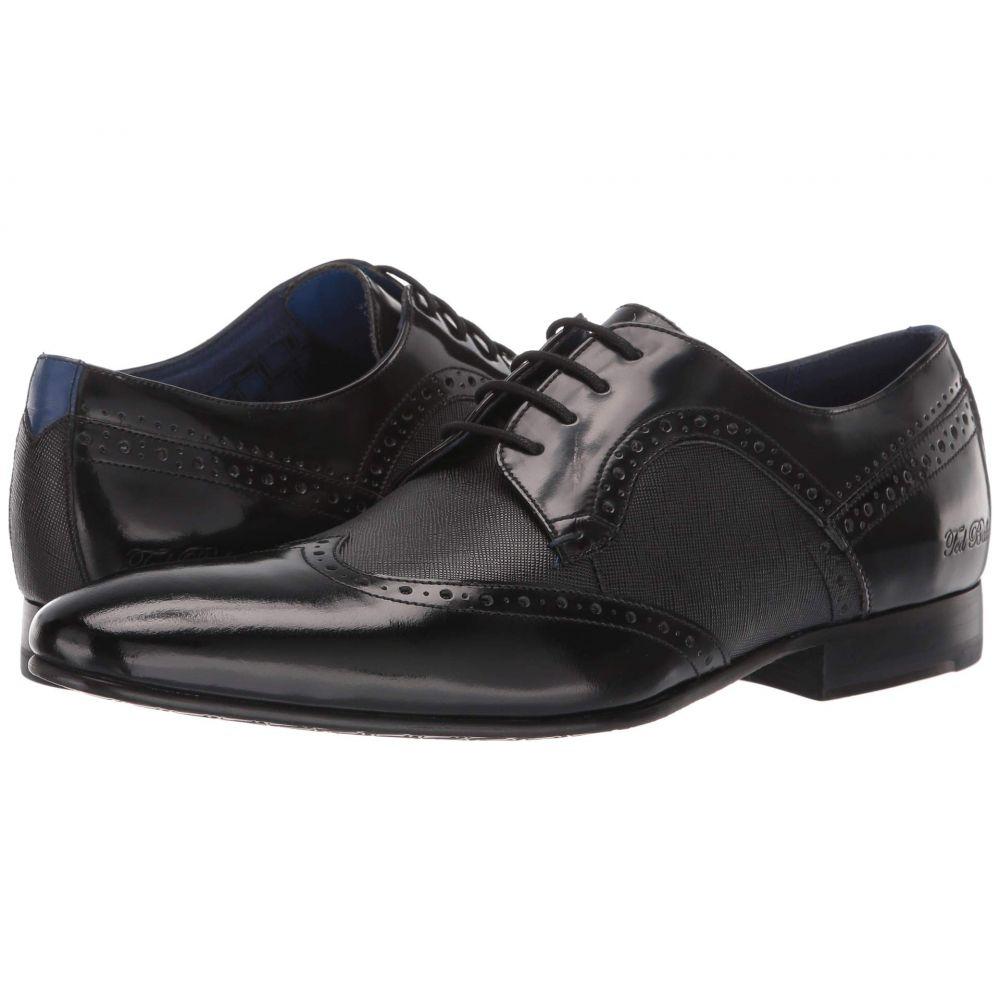 テッドベーカー Ted Baker メンズ 革靴・ビジネスシューズ シューズ・靴【Ollivm】Black