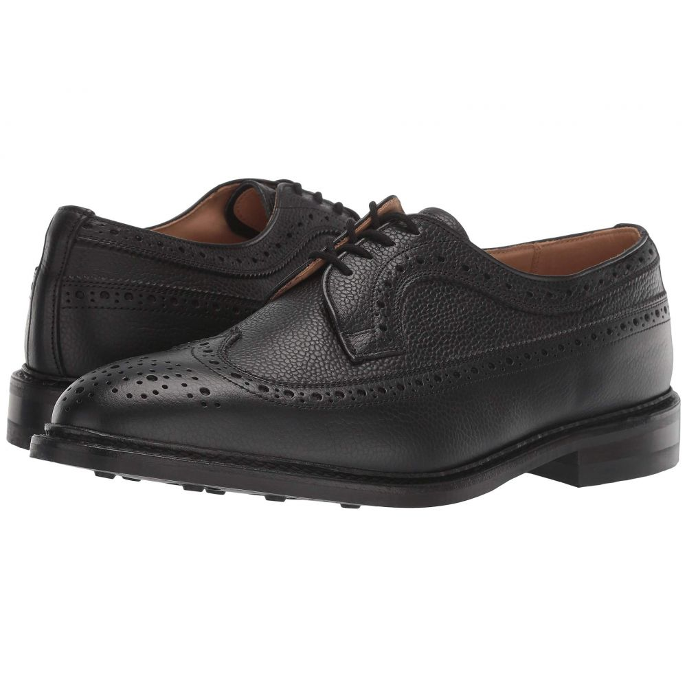 トリッカーズ Tricker's メンズ 革靴・ビジネスシューズ シューズ・靴【Fulton Oxford】Black