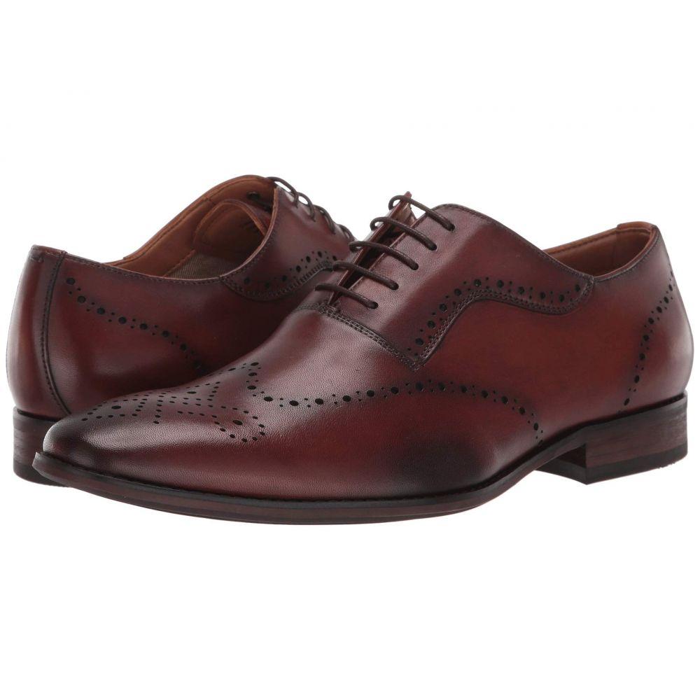 スティーブ マデン Steve Madden メンズ 革靴・ビジネスシューズ シューズ・靴【Dimas Oxford】Tan Leather