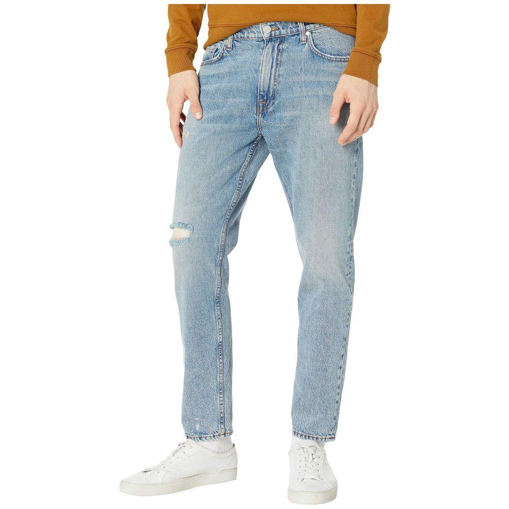 ボールドウィン BLDWN メンズ ジーンズ・デニム ボトムス・パンツ【Modern Taper Vintage Destroyed Jeans in Medium Vintage Destroyed】Medium Vintage Destroyed