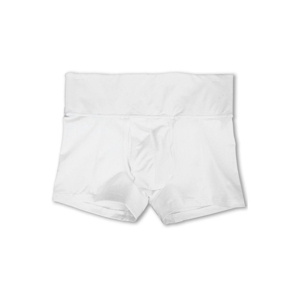 スパンクス Spanx for Men メンズ ボクサーパンツ インナー・下着【Slim-Waist(TM) Trunk】White