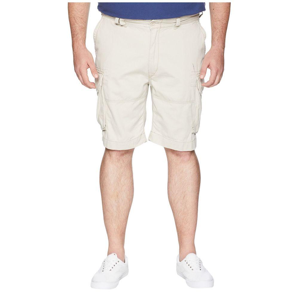 ラルフ ローレン Polo Ralph Lauren Big & Tall メンズ ショートパンツ 大きいサイズ チノパン ボトムス・パンツ【Big & Tall Vintage Chino Gellar Fatigue Shorts】Classic Stone
