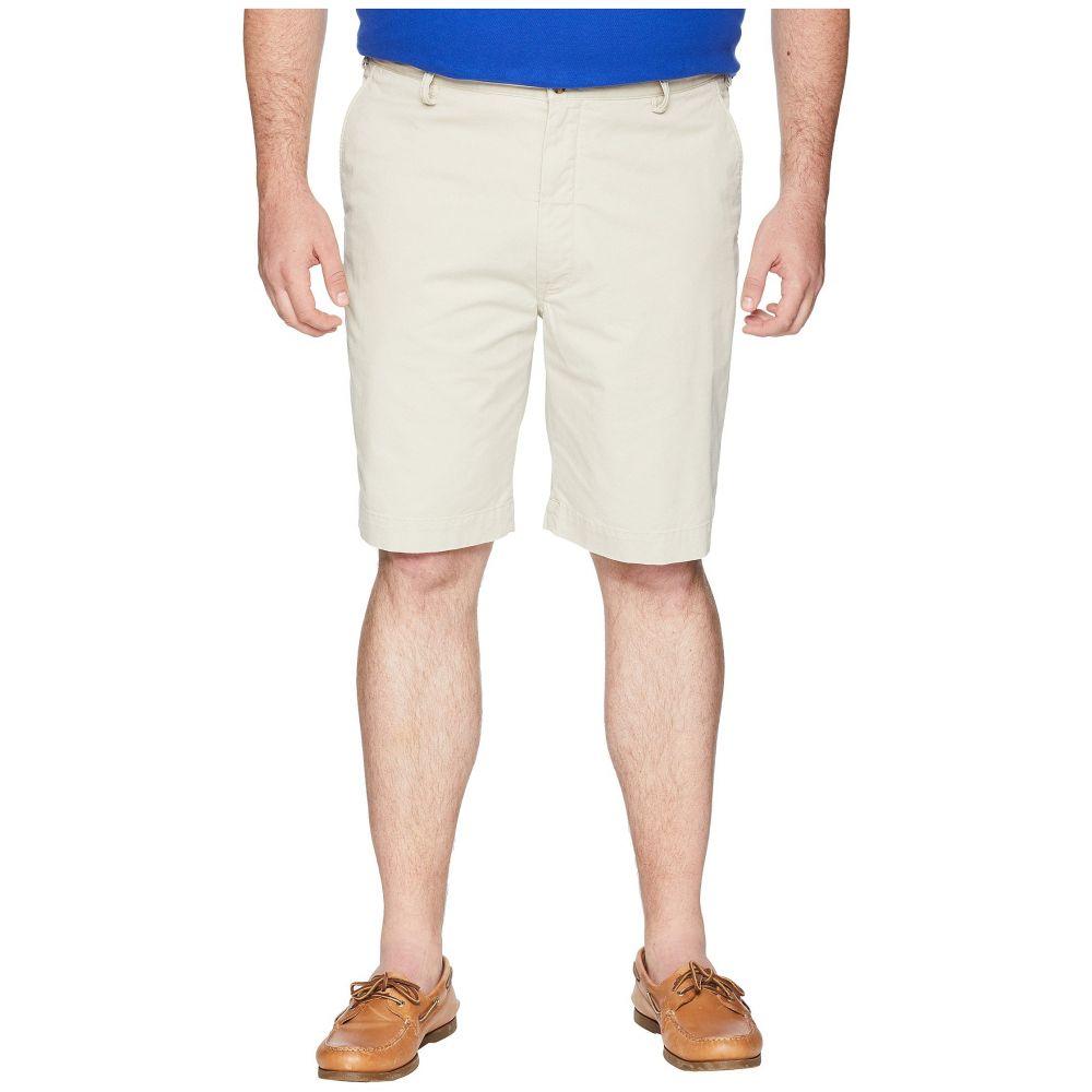 ラルフ ローレン Polo Ralph Lauren Big & Tall メンズ ショートパンツ 大きいサイズ ボトムス・パンツ【Big & Tall Stretch Flat Shorts】Classic Stone