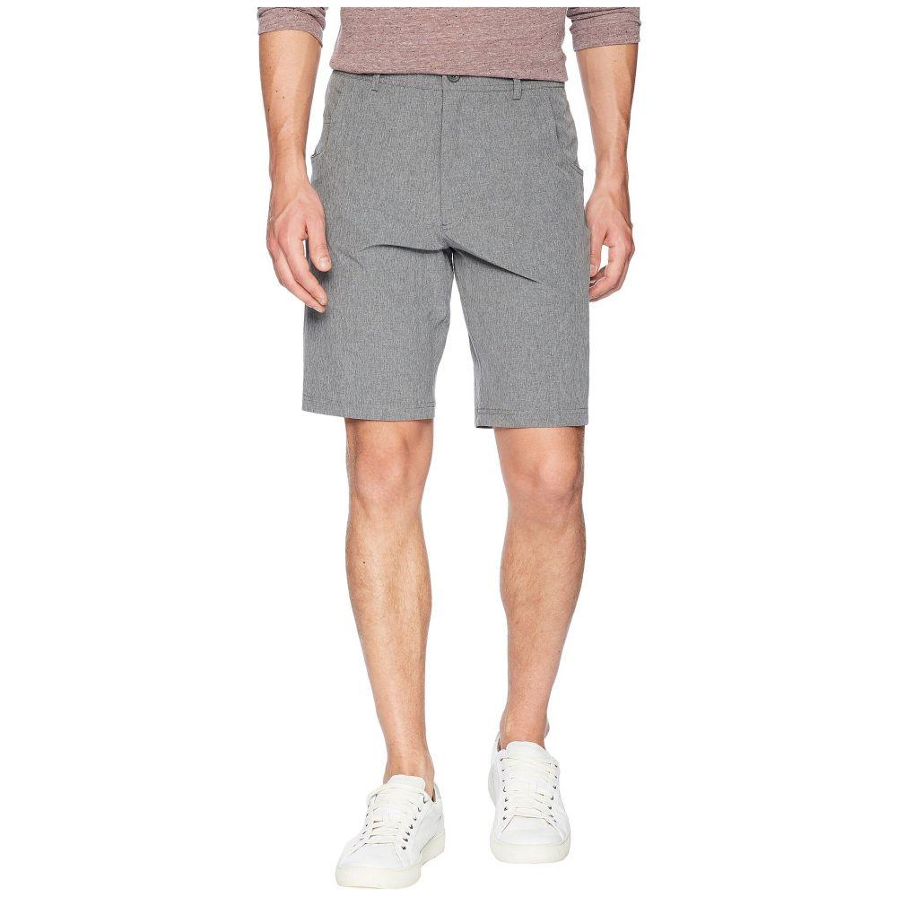 ストレートダウン Straight Down メンズ ショートパンツ ボトムス・パンツ【Rebel Shorts】Charcoal