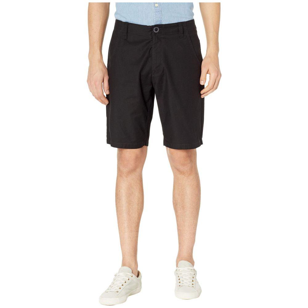 ボルコム Volcom メンズ ショートパンツ ボトムス・パンツ【Riser Shorts】Black