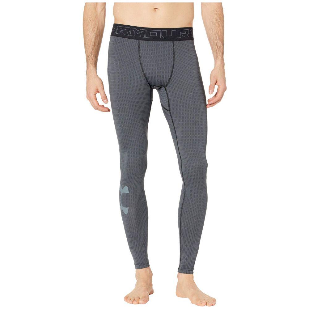 アンダーアーマー Under Armour メンズ タイツ・スパッツ インナー・下着【Cold Gear Armour Leggings Novelty】Black/Pitch Gray/Pitch Gray
