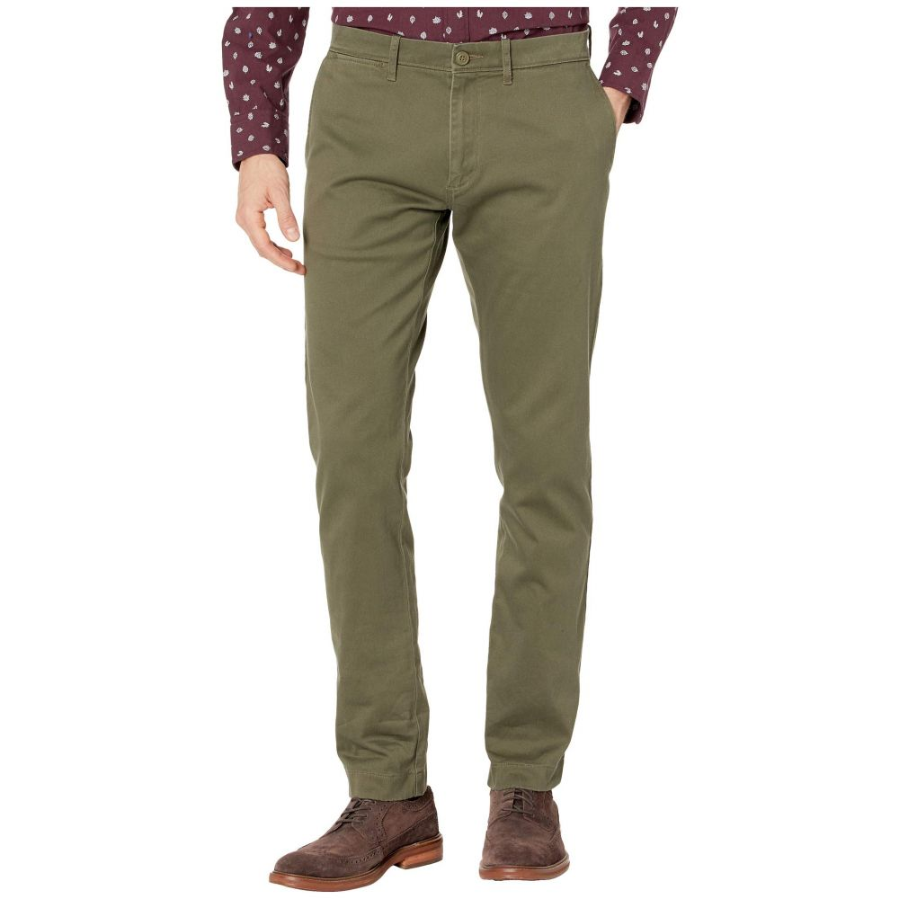 ジェイクルー J.Crew メンズ チノパン チノパン ボトムス・パンツ【484 Slim-Fit Pant in Stretch Chino】Catskill Green
