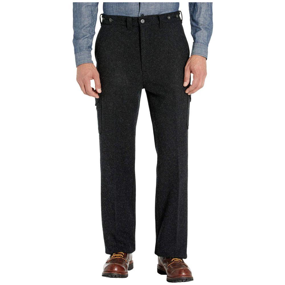 フィルソン Filson メンズ ボトムス・パンツ 【Mackinaw Field Pant】Charcoal