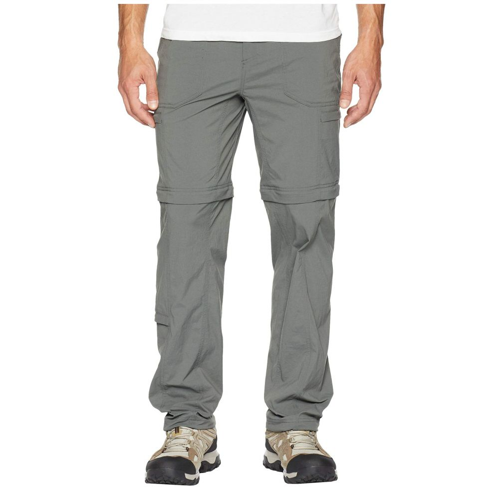 ロイヤルロビンズ Royal Robbins メンズ ボトムス・パンツ 【Bug Barrier Traveler Zip N' Go Pants】Charcoal