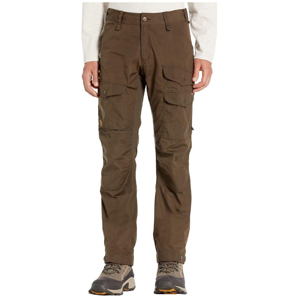 フェールラーベン Fjallraven メンズ ボトムス・パンツ 【Vidda Pro Ventilated Trousers】Dark Olive