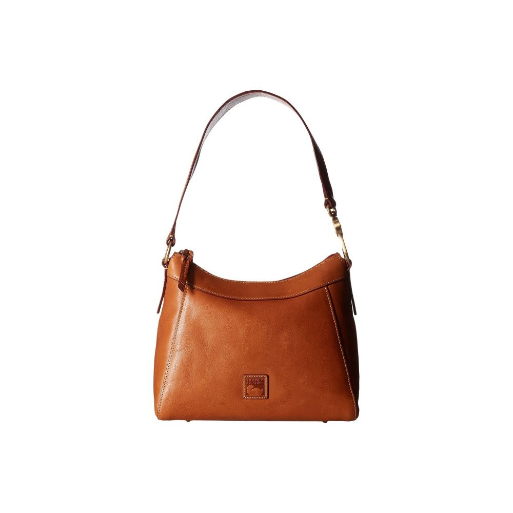 ドゥーニー&バーク Dooney & Bourke レディース バッグ 【Florentine Classic Large Cassidy Hobo】Natural/Self Trim