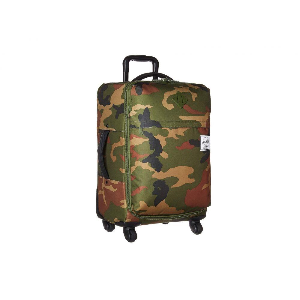 ハーシェル サプライ Herschel Supply Co. レディース スーツケース・キャリーバッグ バッグ【Highland Small】Woodland Camo