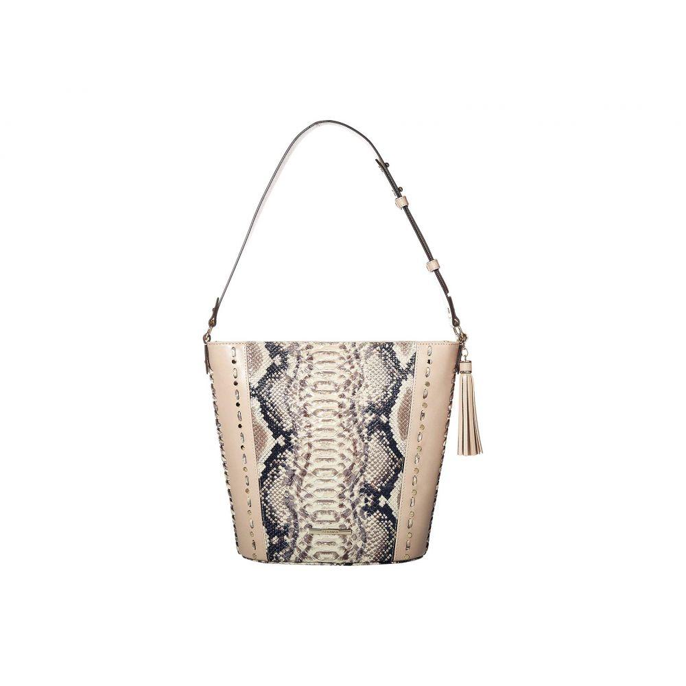 ブラーミン Brahmin レディース ショルダーバッグ バッグ【Ballington Quinn Shoulder Bag】Latte