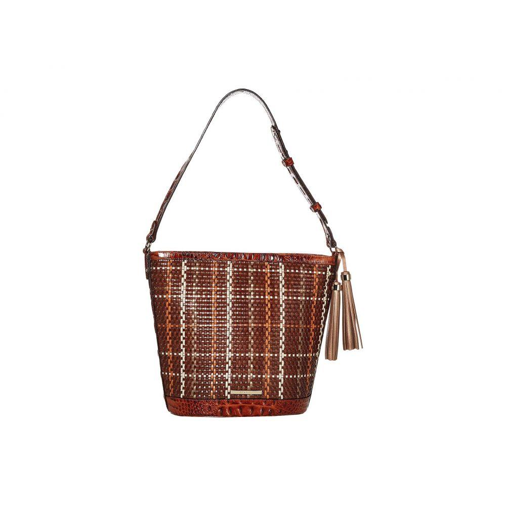 ブラーミン Brahmin レディース ショルダーバッグ バッグ【Prairie Quinn Shoulder Bag】Pecan