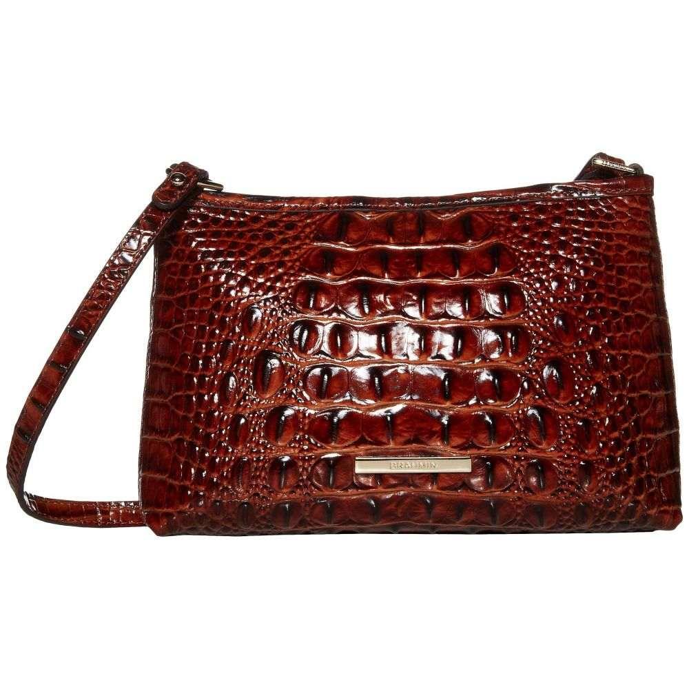 ブラーミン Brahmin レディース ショルダーバッグ バッグ【Melbourne Lorelei Shoulder Bag】Pecan