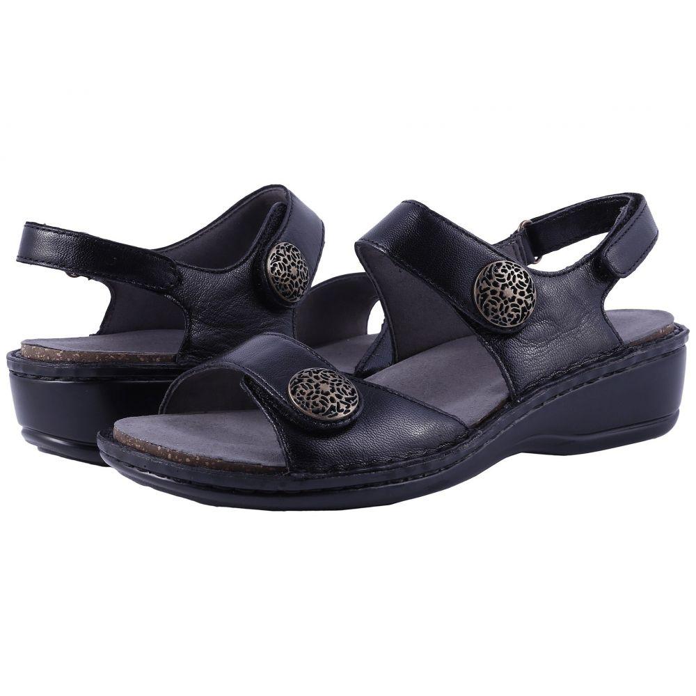 アラヴォン Aravon レディース ヒール シューズ・靴【Candace】Black