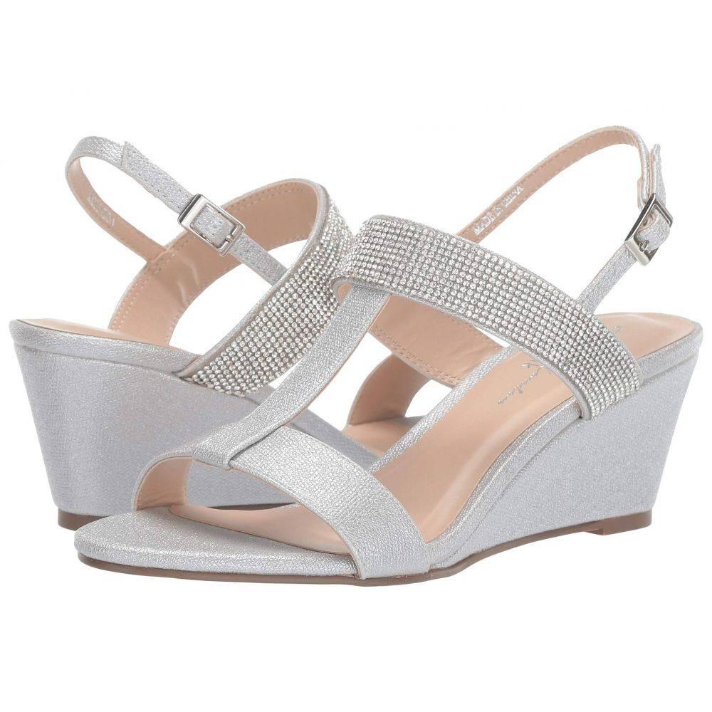 パラドックスロンドンピンク Paradox London Pink レディース ヒール シューズ・靴【Jacey】Silver