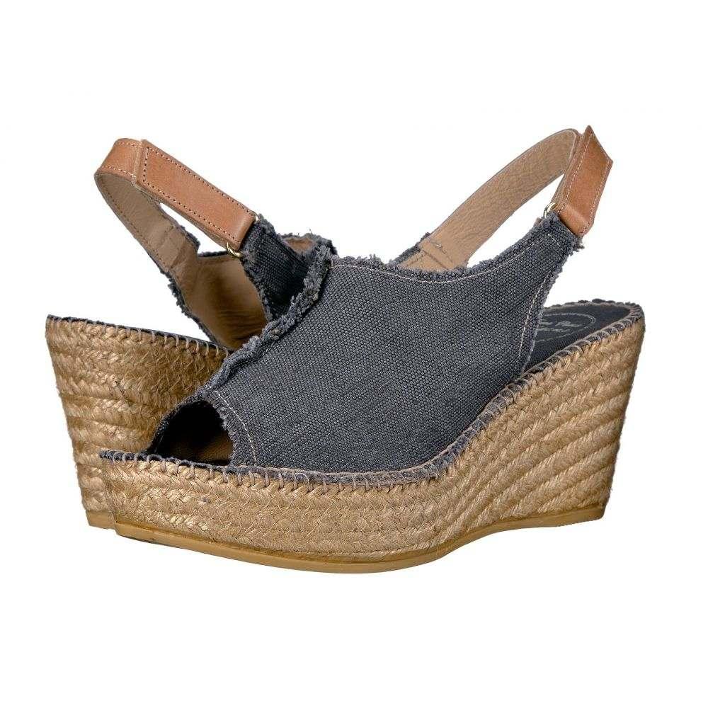 トニーポンズ Toni Pons レディース ヒール シューズ・靴【Lugano】Black Vintage
