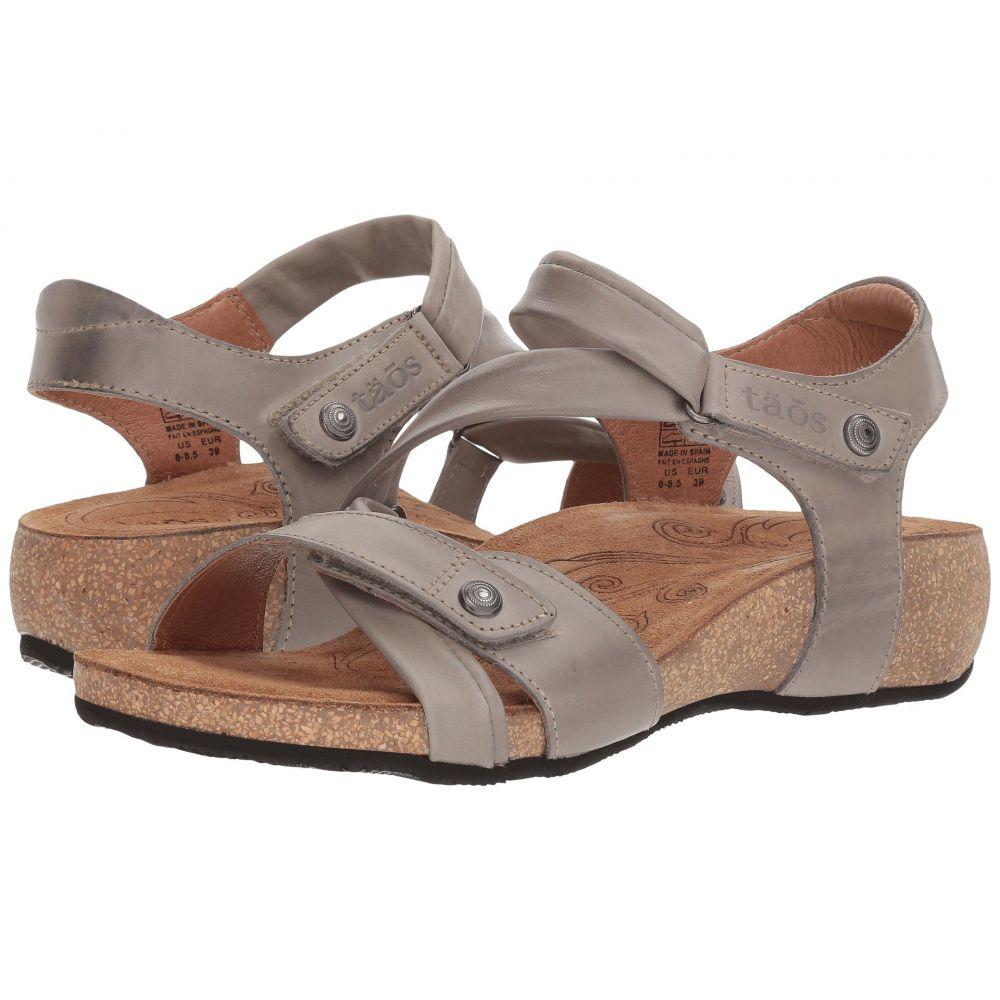 タオス Taos Footwear レディース ヒール シューズ・靴【Universe】Grey