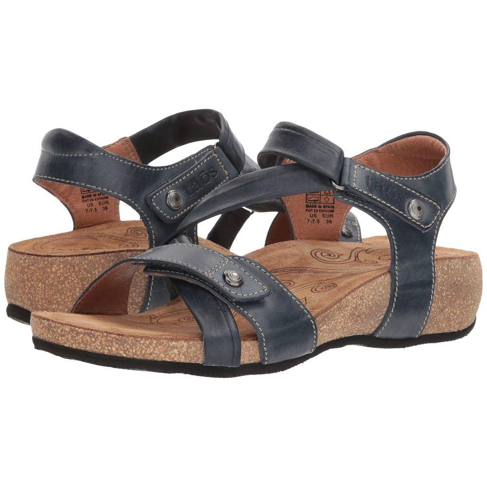 タオス Taos Footwear レディース ヒール シューズ・靴【Universe】Navy