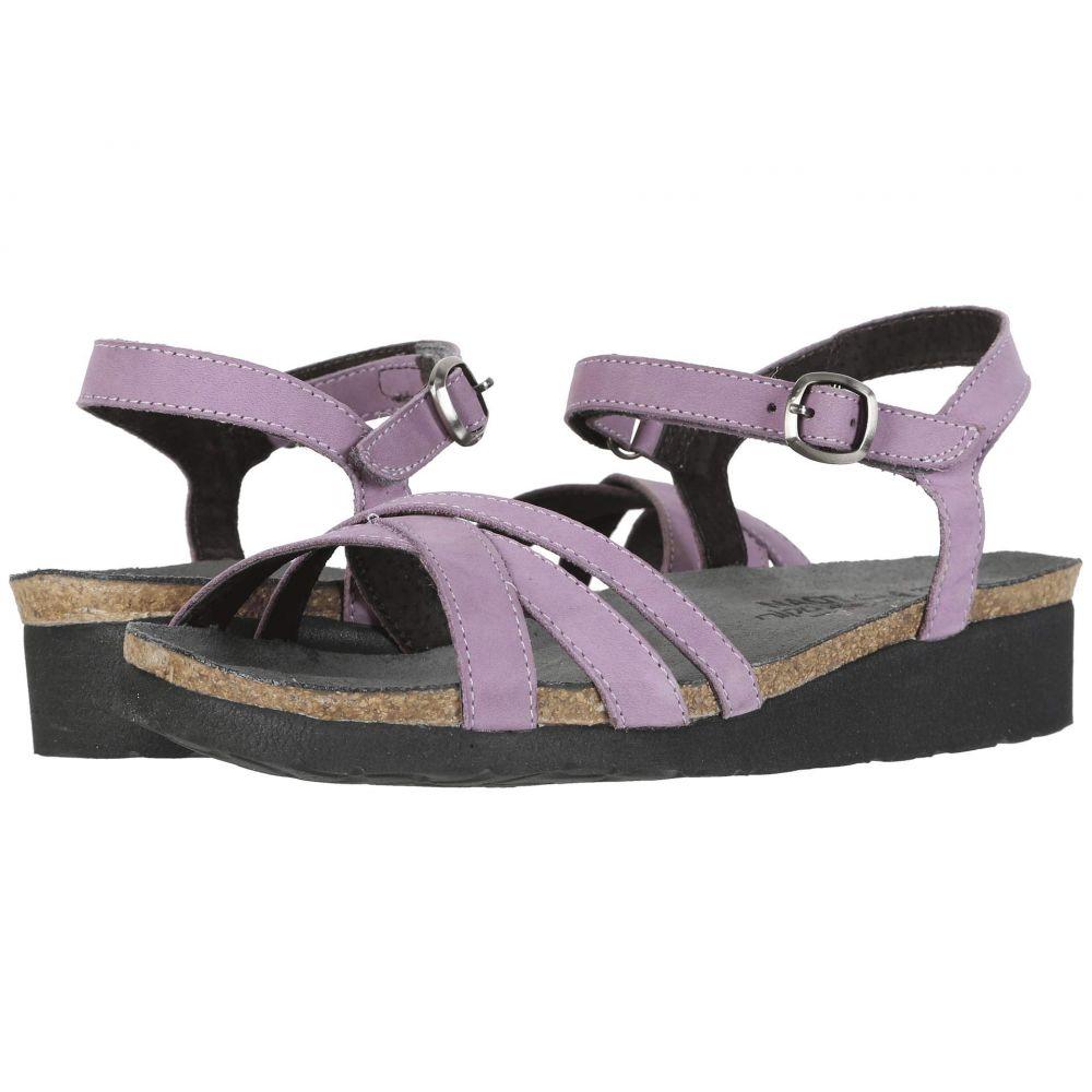 ナオト Naot レディース ヒール シューズ・靴【Brittany】Lilac Nubuck