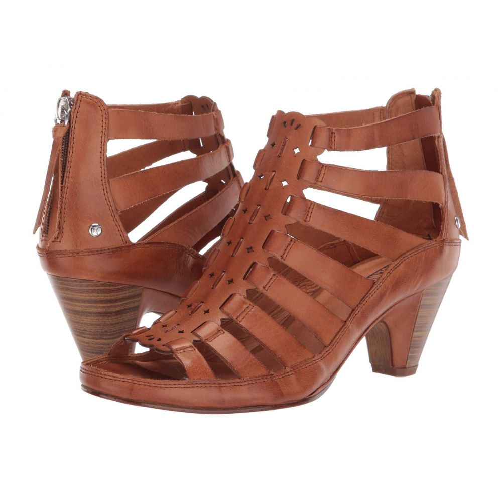 ピコリノス Pikolinos レディース ヒール シューズ・靴【Java W5A-1701】Brandy