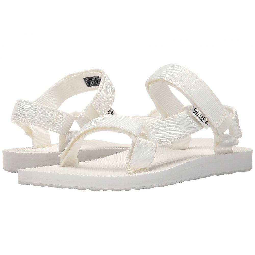テバ Teva レディース サンダル・ミュール シューズ・靴【Original Universal】Bright White