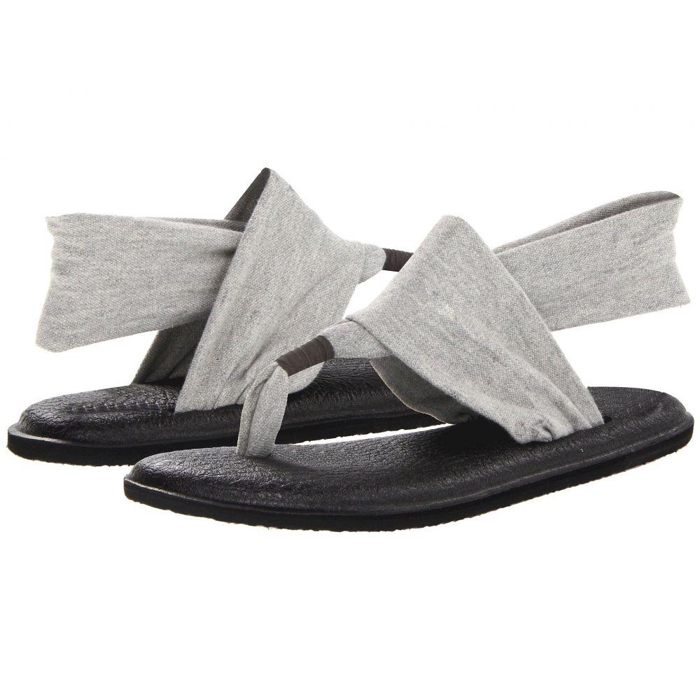 サヌーク Sanuk レディース サンダル・ミュール シューズ・靴【Yoga Sling 2】Grey