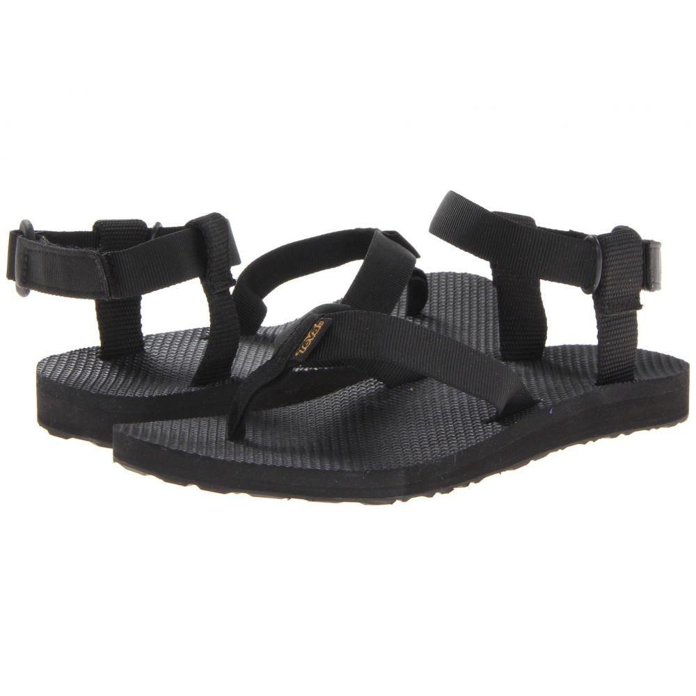 テバ Teva レディース サンダル・ミュール シューズ・靴【Original Sandal】Black