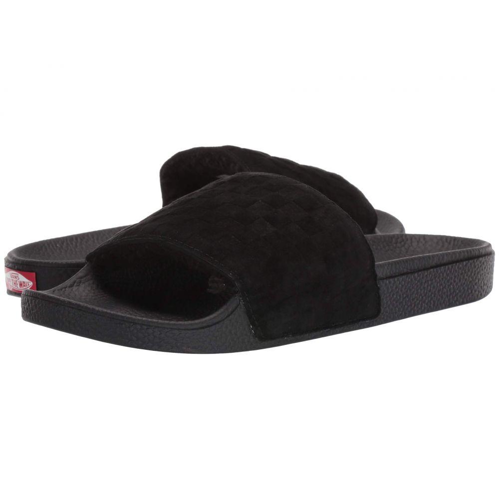 ヴァンズ Vans レディース サンダル・ミュール シューズ・靴【Slide-On】Black
