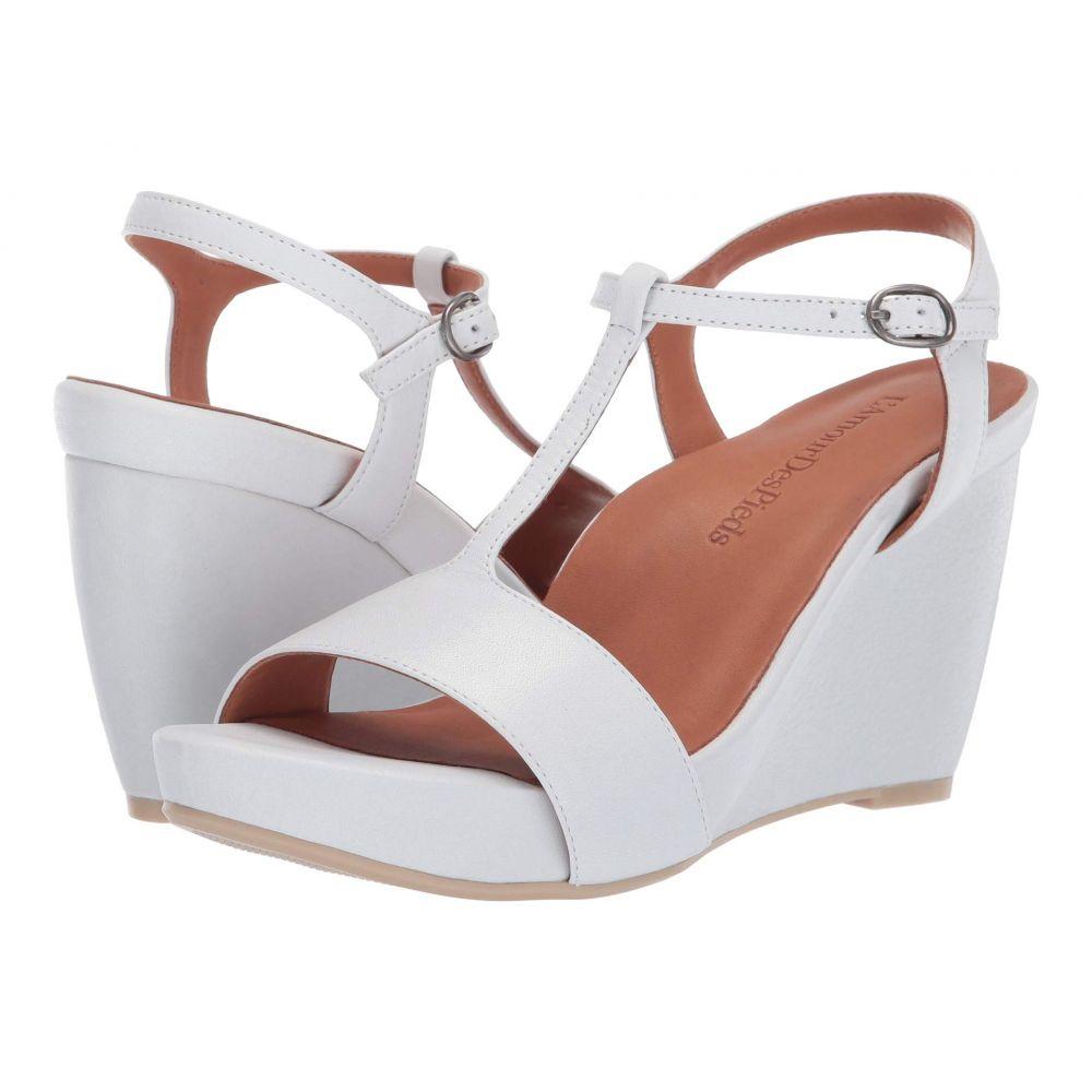 ラモールドピード L'Amour Des Pieds レディース ヒール シューズ・靴【Idelle】White Lamba