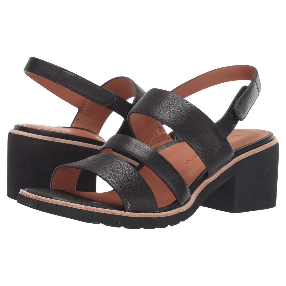 ラモールドピード L'Amour Des Pieds レディース ヒール シューズ・靴【Quennell】Black Leather