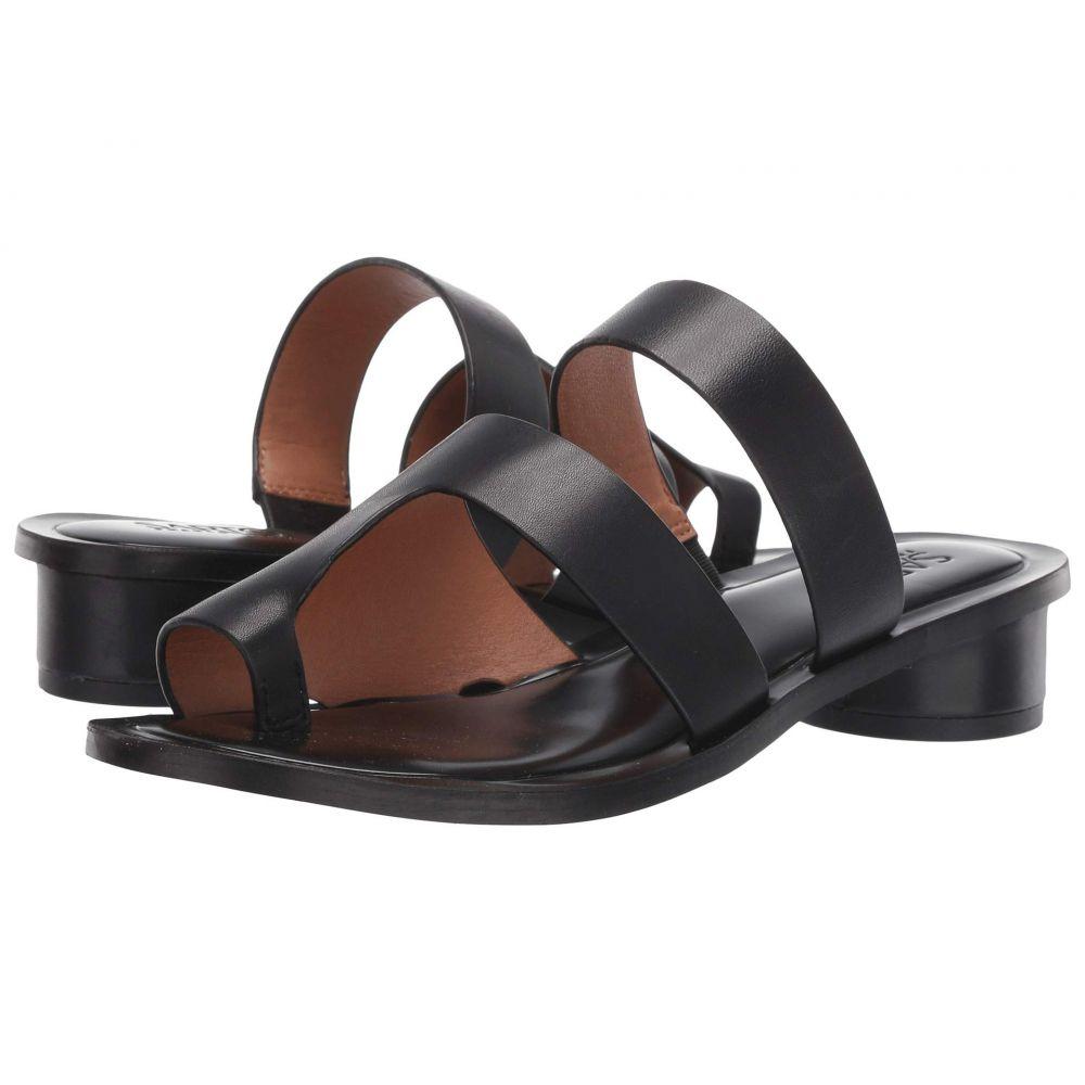 フランコサルト Franco Sarto レディース ヒール シューズ・靴【Trixie】Black Leather