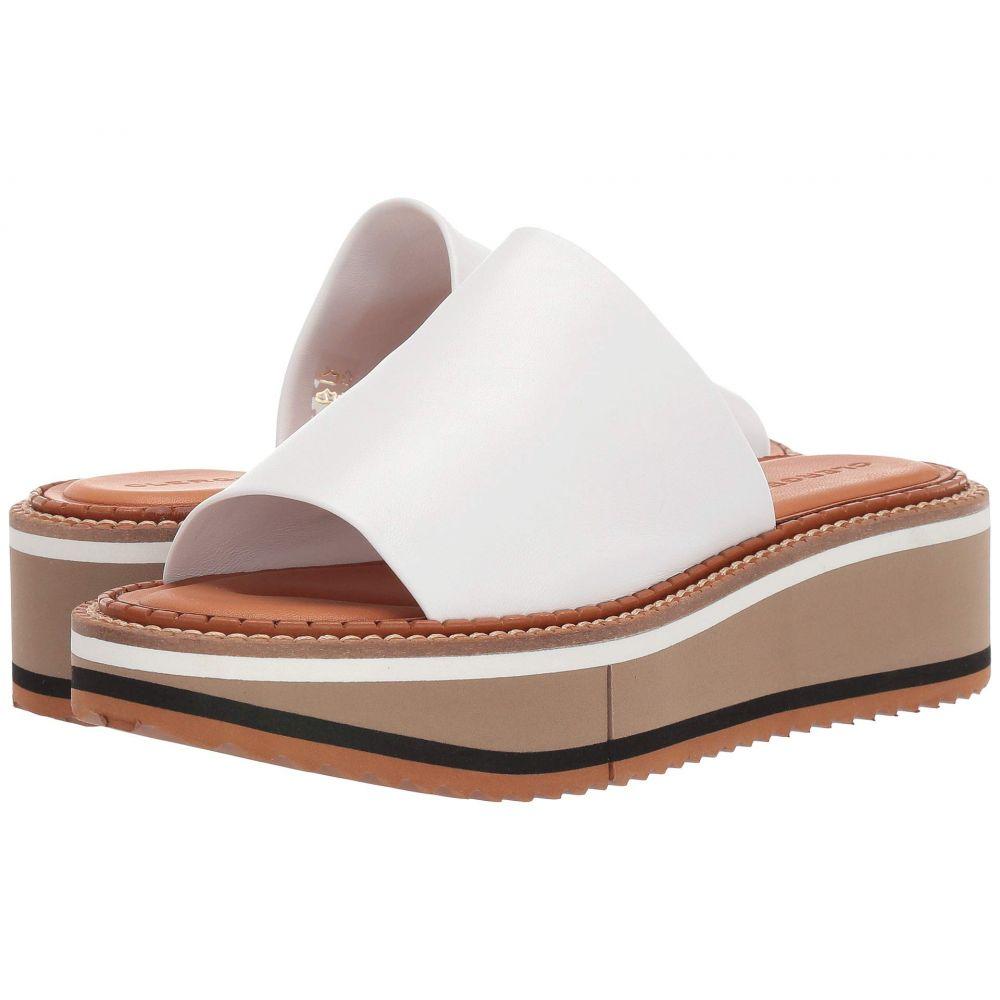 ロベール クレジュリー Clergerie レディース ヒール シューズ・靴【Fast 3】White Nappa
