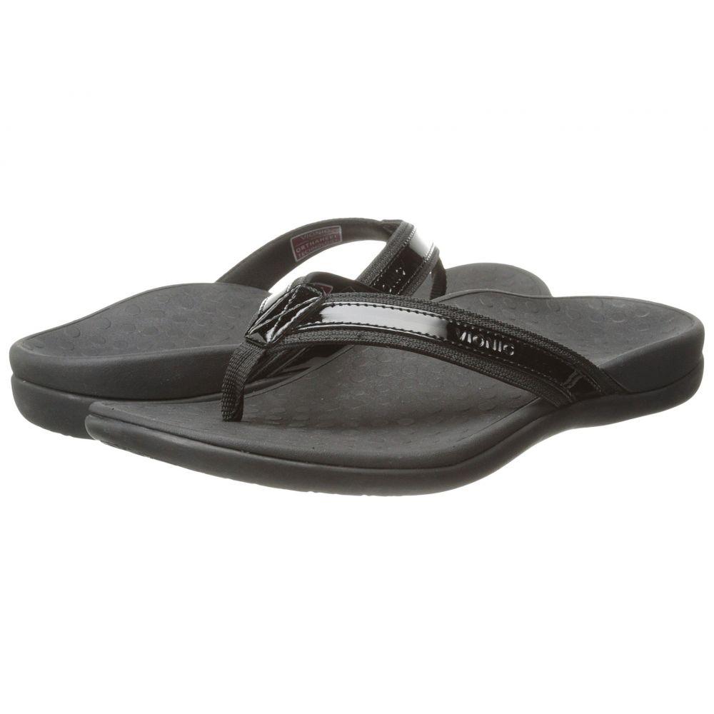 バイオニック VIONIC レディース ビーチサンダル シューズ・靴【Tide II】Black