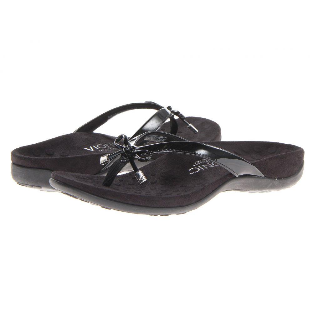 バイオニック VIONIC レディース ビーチサンダル シューズ・靴【Bella II】Black