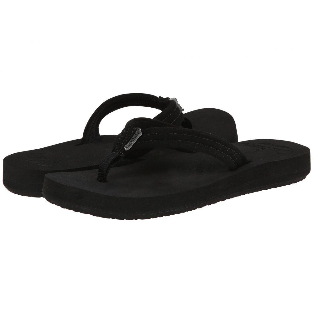リーフ Reef レディース ビーチサンダル シューズ・靴【Cushion Breeze】Black/Black