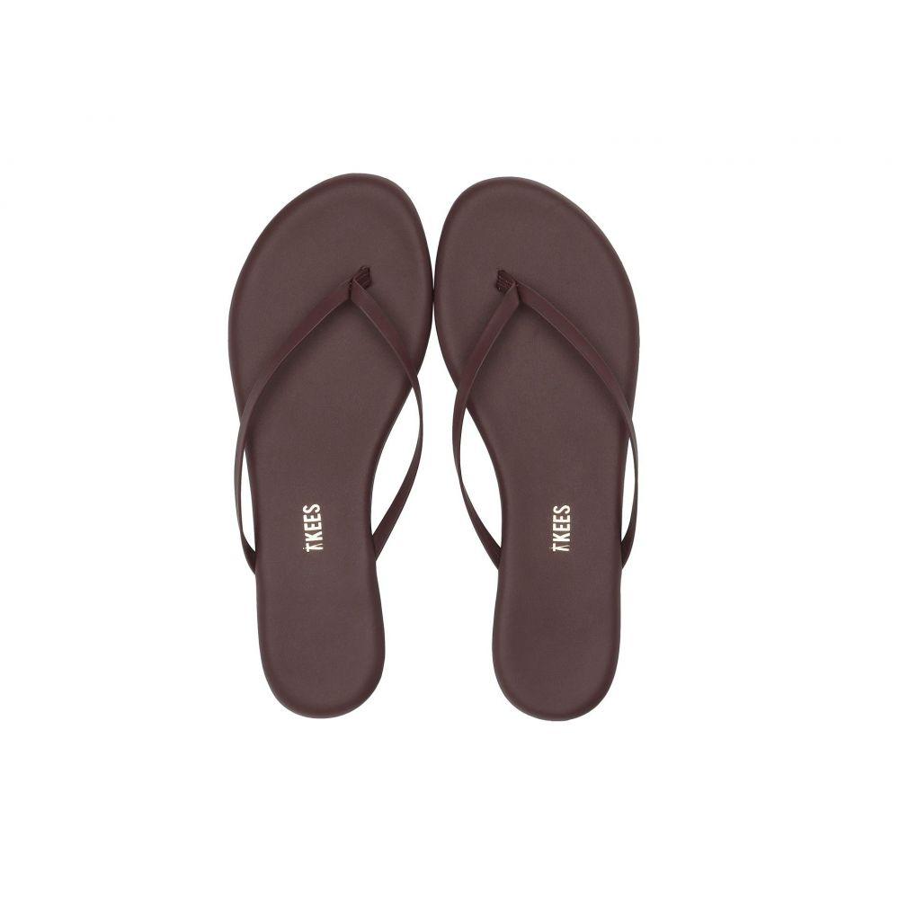 ティキーズ TKEES レディース ビーチサンダル シューズ・靴【Foundation Matte】Deep Glow