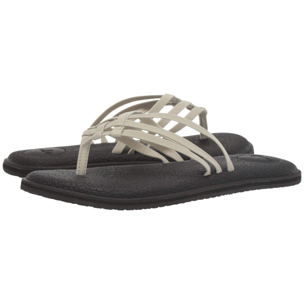 サヌーク Sanuk レディース ビーチサンダル シューズ・靴【Yoga Salty】Desert Sage