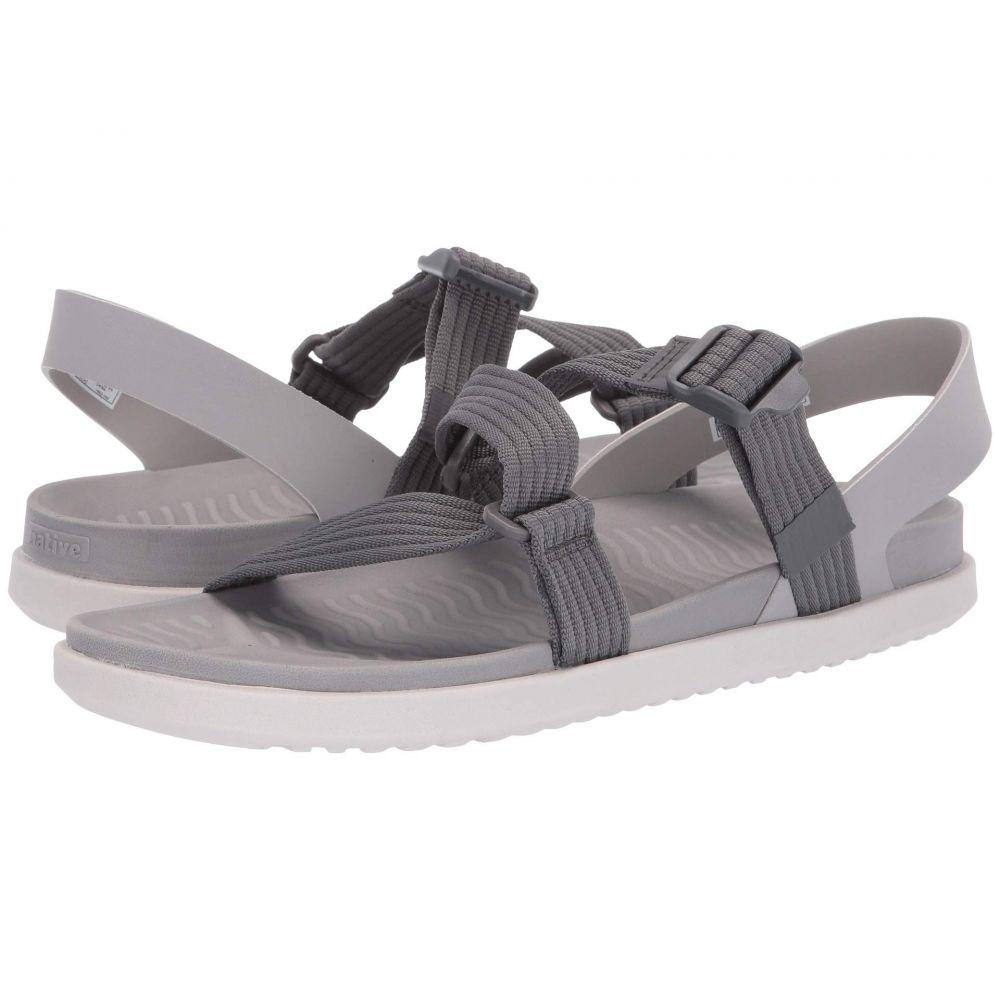ネイティブ シューズ Native Shoes レディース サンダル・ミュール シューズ・靴【Zurich】Pigeon Grey/Dublin Grey/Cloud Grey