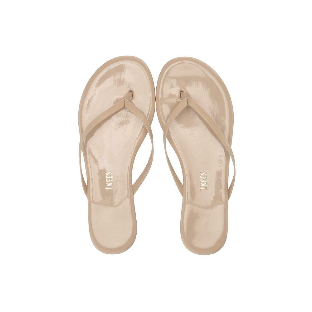 ティキーズ TKEES レディース ビーチサンダル シューズ・靴【Foundation Gloss】Seashell