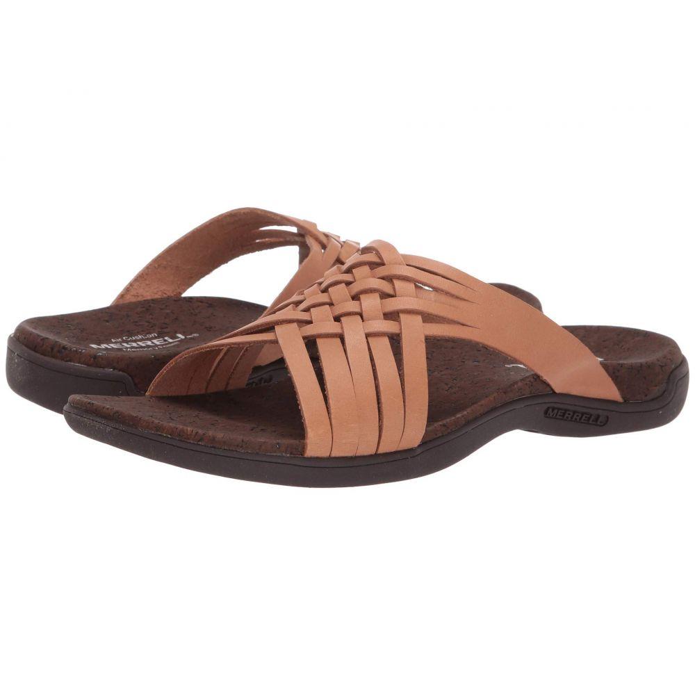 メレル Merrell レディース サンダル・ミュール シューズ・靴【District Mahana Slide】Natural Tan